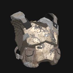 跳伞求生:KOTK 饰品交易-Desert Warfare Makeshift Armor