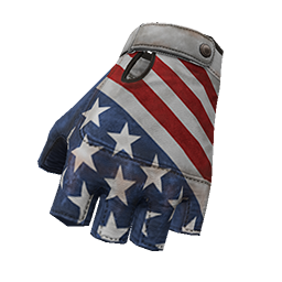 跳伞求生:KOTK 饰品交易-All American Fingerless Gloves
