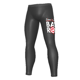 跳伞求生:KOTK 饰品交易-Battle Royale Logo Leggings