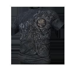 跳伞求生:KOTK 饰品交易-Skull Graphic T-Shirt