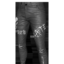 跳伞求生:KOTK 饰品交易-Anarchy Leather Pants