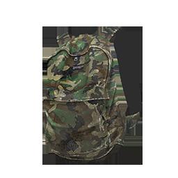 跳伞求生:KOTK 饰品交易-Camouflage Backpack