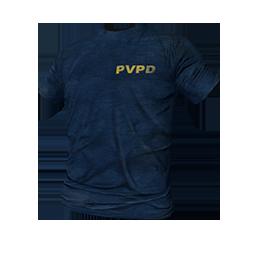 跳伞求生:KOTK 饰品交易-PV Police Dept. T-Shirt