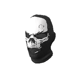 跳伞求生:KOTK 饰品交易-Heavy Assault Skull Mask