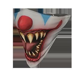 跳伞求生:KOTK 饰品交易-Evil Clown Face Bandana