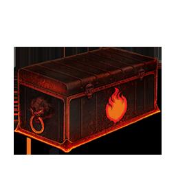 跳伞求生:KOTK 饰品交易-Infernal Crate