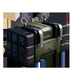 跳伞求生:KOTK 饰品交易-Mayhem Crate