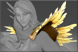 DOTA2 饰品交易-羽落护肩