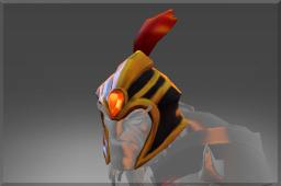 dota2 饰品交易-荣光凤盔