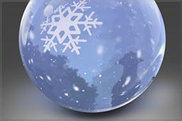 dota2 饰品交易-纯正 鹅毛大雪