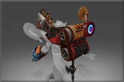 dota2 饰品交易-机械朝圣者护甲