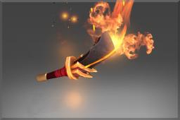 dota2 饰品交易-灰烬重燃副手战刃