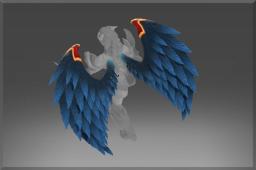 dota2 饰品交易-邪恶天使双翼