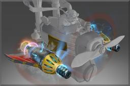 dota2 饰品交易-铭刻 原子束推进器