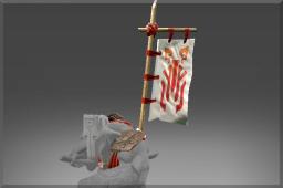 dota2 饰品交易-遮面一族的战斗旗帜