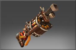 dota2 饰品交易-铭刻 基恩巨枪