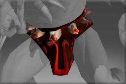 dota2 饰品交易-腥红渡鸦腰带
