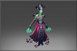 dota2 饰品交易-外域女巫套装