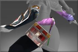 dota2 饰品交易-致命夜影之服