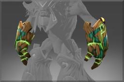 dota2 饰品交易-斫木之威双臂