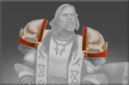 dota2 饰品交易-圣职者的重型护肩