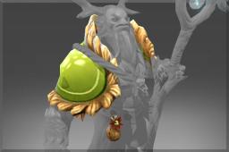 dota2 饰品交易-丛林之父的翠绿披肩