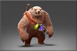 dota2 饰品交易-铭刻 Virtus熊人