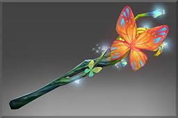 dota2 饰品交易-纯正 蝶舞之杖