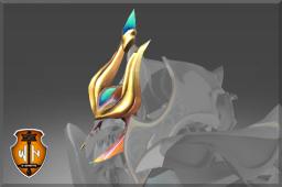 dota2 饰品交易-神选幼虫虫盔