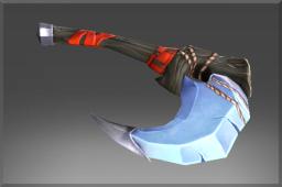 dota2 饰品交易-北极猎手冰斧