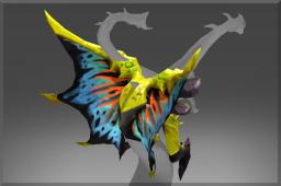 dota2 饰品交易-酸液怪蛇短翼