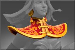 dota2 饰品交易-炎龙之焰长裙