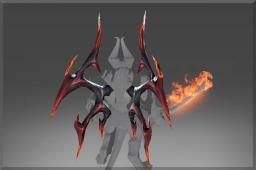 dota2 饰品交易-十一重诅咒之翼