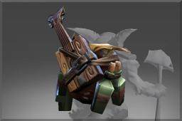 dota2 饰品交易-裂影荒墟徜徉者的拾荒小提琴