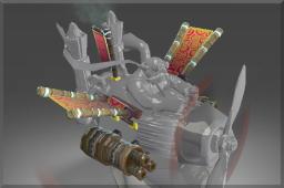 dota2 饰品交易-龙皇格林炮