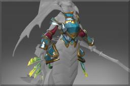 dota2 饰品交易-鱼人骑士胸甲