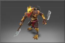 dota2 饰品交易-强化猎人之服套装