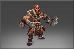 dota2 饰品交易-赤色利爪猎人套装