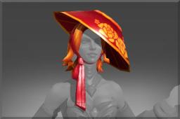 dota2 饰品交易-明月圆帽