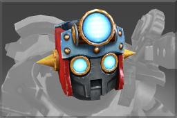dota2 饰品交易-机械朝圣者的探照灯头盔
