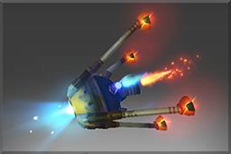 dota2 饰品交易-铭刻 空降火炮
