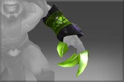 dota2 饰品交易-松绿之爪