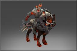 dota2 饰品交易-混沌烈犬