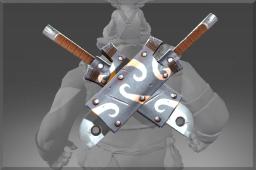 dota2 饰品交易-食人魔的腐蚀之钢砍刀