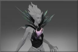 dota2 饰品交易-尸骸室女的邪恶衣领