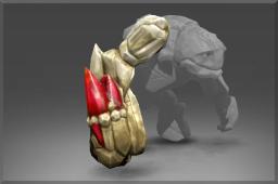 dota2 饰品交易-鲜红之石拳头