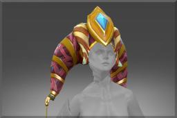 dota2 饰品交易-高贵鱼人头巾