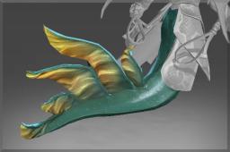 dota2 饰品交易-高贵鱼人尾鳍