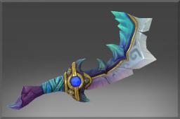 dota2 饰品交易-深海守卫的珍贵弯刀