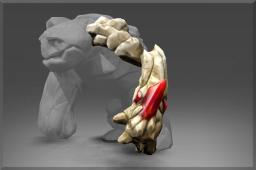 dota2 饰品交易-鲜红之石手臂